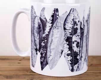 Leaf Decay Mug