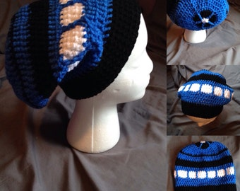 Slouchy TARDIS Hat
