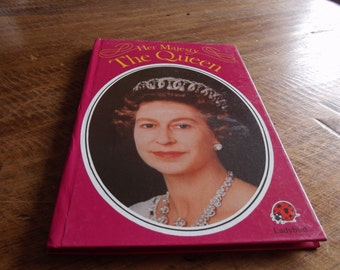 Ladybird Book Famous People First Edition Her Majesty the Queen