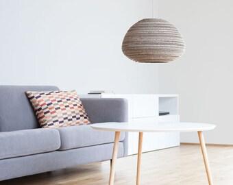 Cardboard lampshade, n3, type b