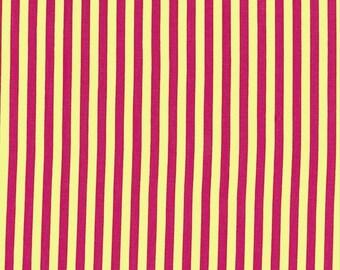 Michael Miller Fabrics - Clown Stripe Watermelon - CX3584-WATE-D