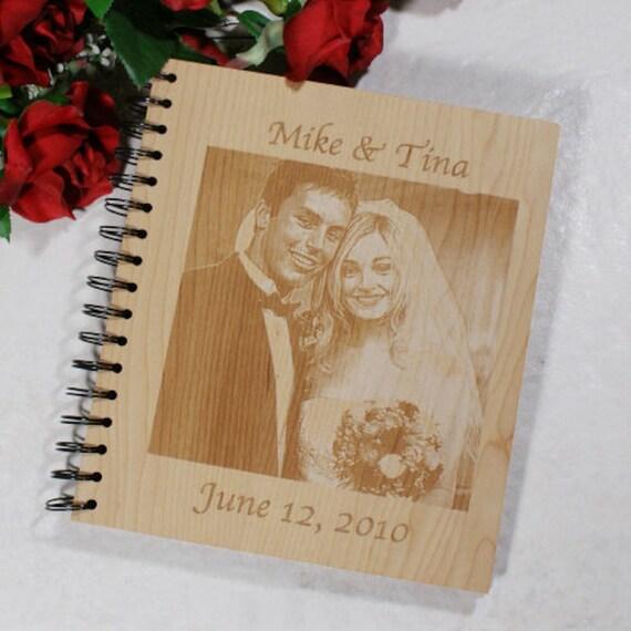 Personalised Wedding Photo Albums: Items Similar To Personalized Wedding Photo Album On Etsy