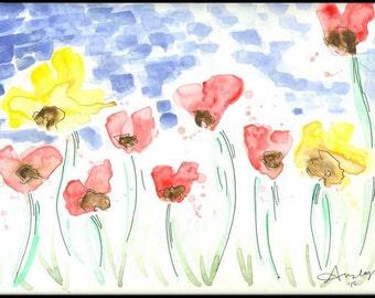 Flower Field (Print)