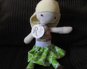 """14"""" Fabric Doll-Victoria"""