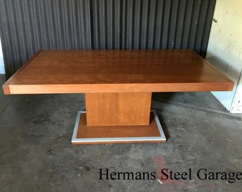 Milo Baughman for Founders Extension Dining Table
