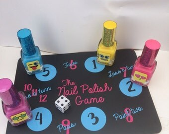 The Nail Polish Game