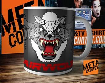 Airwolf - Retro 80s TV Series Mug