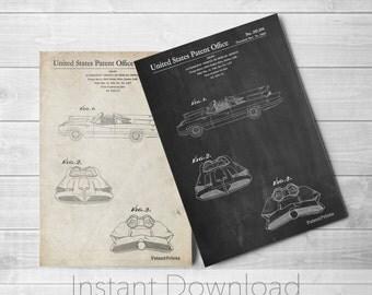 Batman Printables, Batman Wall Art, Movie Art, Batman Car, PP0316