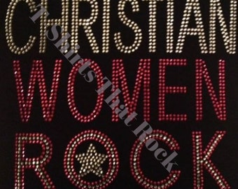 Christian Women Rock T-Shirt