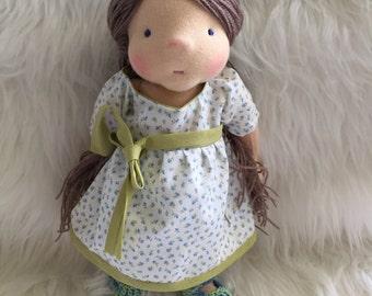 Netti Handmade Waldorf Doll 28cm (11in)