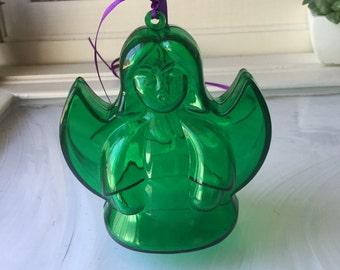 Plastic Angel Ornament