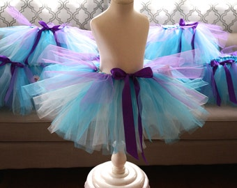 6 Tutus - Girl's Tutu Party Pack - Tutu Birthday Party
