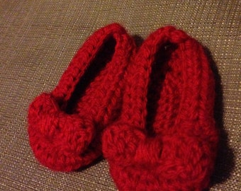 Baby Ruby Slippers