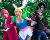 Magic bunny girl cosplay costume