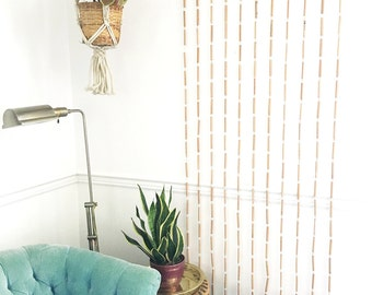 Vintage Bohemain Bead Curtain