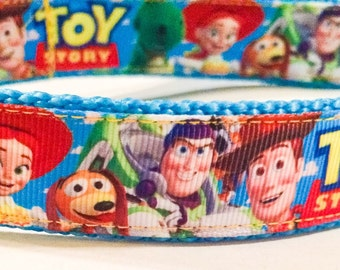 Toy Story Inspired Dog Collar