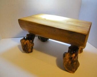 Stool Footstool Log Stool Log Furniture Half Log Stool Step Stool & Unique step stool | Etsy islam-shia.org