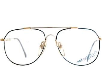 Indo Aviator Eyeglasses - Mod. Memory Jr.