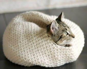 KITTEN POD! - Kitty will LOVE this! - Small Dogs Love it too!