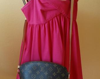Authentic Vintage Louis Vuitton Monogram Drouot Crossbody Bag