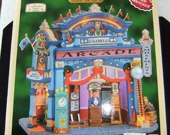Le Max Carnival Village Arcade Village Collection -  - 5 pc set