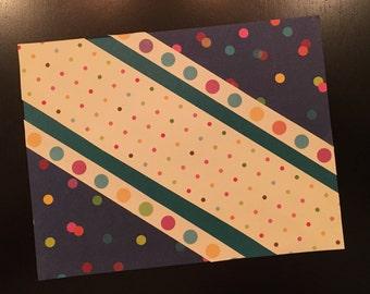 Handmade Any Occasion Card