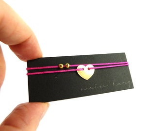engraved bracelet symbol > free choice of color