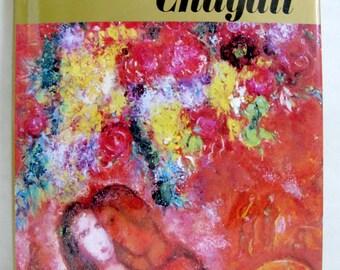 Vintage Hardcover Art Book Tudor Chagall 1967 Art History Book