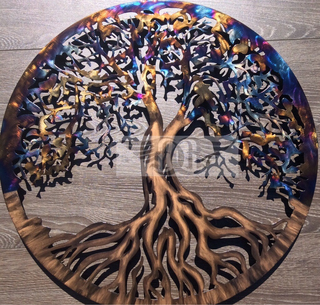 Tree of Life Wall Decor Wall Art
