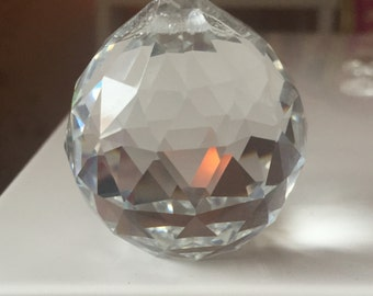 40 MM Crystal Ball Prism