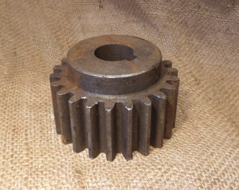 Gear, Cog, or Sprocket, Industrial Factory Salvage
