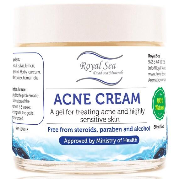 Carapex Natural Acne Treatment Set