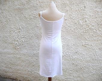 Little Dress,Trendy Clothing,Fitted Dress,White Dress Short,Formal Dress,Bohemian Hippie,Party Dress,Simple Dress,Jersey Dress
