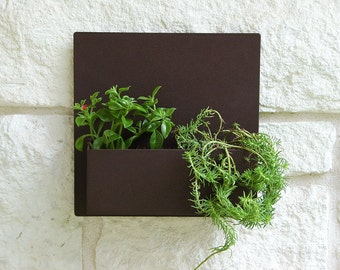 Hip to be Square Planter (Free Shipping)