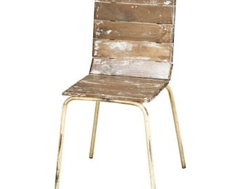 Reclaimed Industrial Chairs