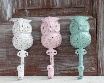 owl home decor | etsy