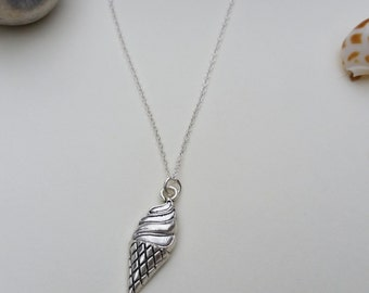 "Sterling silver ice cream necklace ""Ice Cream"""