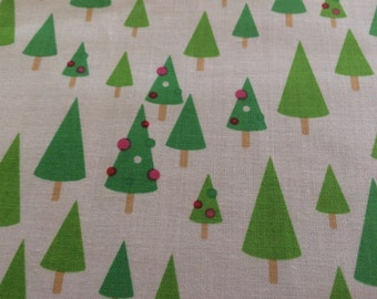 Christmas Candy by Riley Blake Fabric Remnant