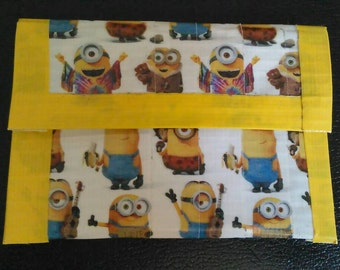 Duct Tape Pouch - Minions