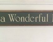 Its A Wonderful Life Etsy