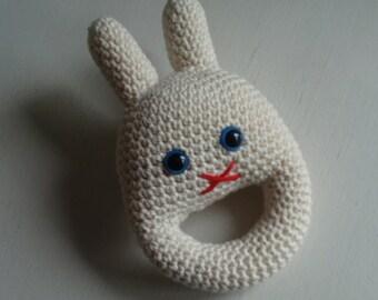 ZFE. Crochet pattern Nijn rattle