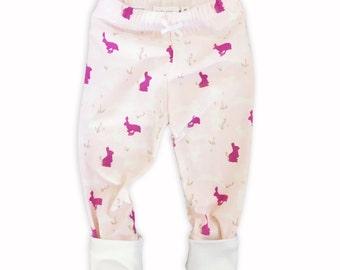 Lounge Pant: Sweet Bunnies