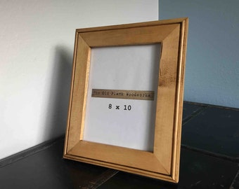 Pine Picture Frame  - 8 x 10 - Handmade