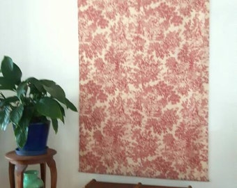 Wallpanel Toile de Jouy 'Romance'