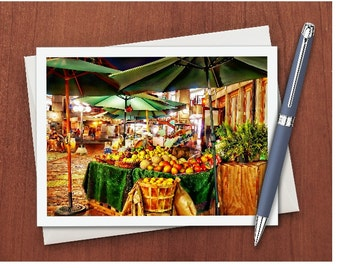 Boston Note Card, Photo Note Card, Blank Note Card, Blank Greeting Card, Single or Multiple Pack