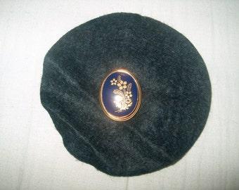 Vintage Costume Jewelry  Lenox Brooch Pin, WAS 15.00 -  50% = 7.50