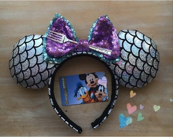Mermaid Lagoon Ears