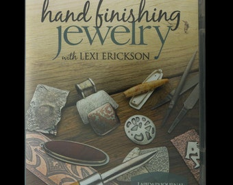 Hand Finishing Jewelry - DVD (VT3011)