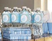 Cinderella Water Bottle Labels