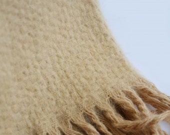 Wool blanket - Affordable - 140x200cm or 55x79inches